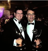 Frank Morrone award winning re-recording sound mixer Emmy Emmys