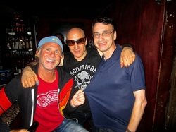 Chad Smith Kenny Aronoff Frank Morrone