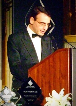 Frank Morrone Emmy Award winning re-recording mixer CAS Awards presenter