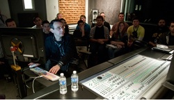 Frank Morrone Tribeca Flashpoint Master Class Lecture AVID