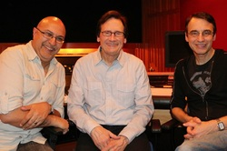 Frank Morrone Emmy Award winning re-recording mixer Bernie Grundman