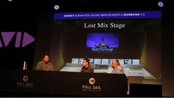 Frank Morrone Full Sail University lecture master class